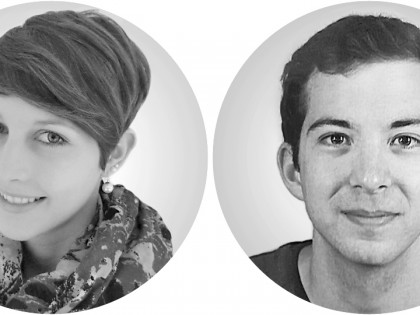 Elena and Matthias join our team – Welcome!